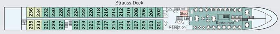 MS Amadeus Cara Strauss deck (2)