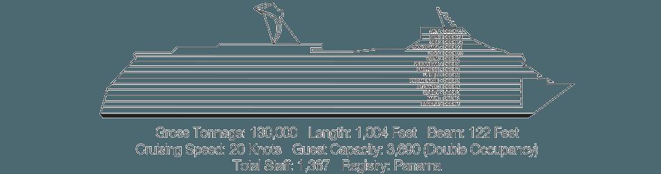 Carnival Magic Deck Plan Cabin Plan