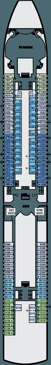 Eurodam Main-Deck (1)