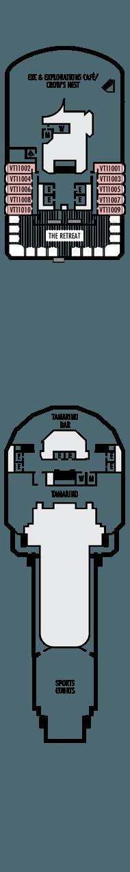 Eurodam Observation-Deck (11)