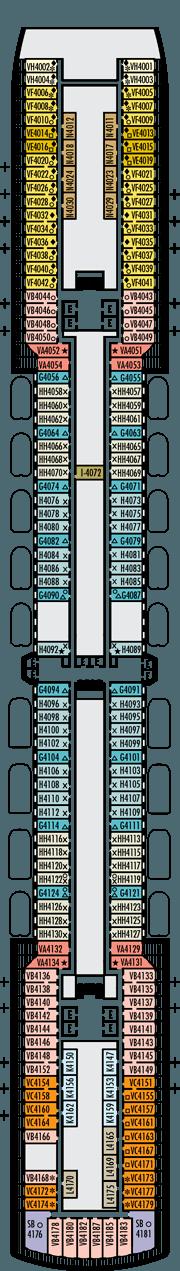 Eurodam Upper Promenade-Deck (4)
