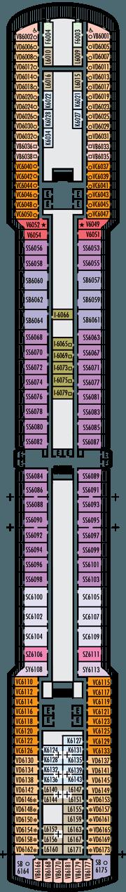 Eurodam Upper Verandah-Deck (6)