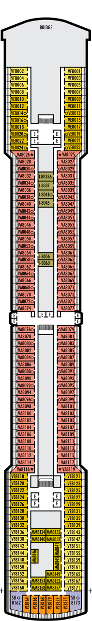 Eurodam Navigation-Deck (8)