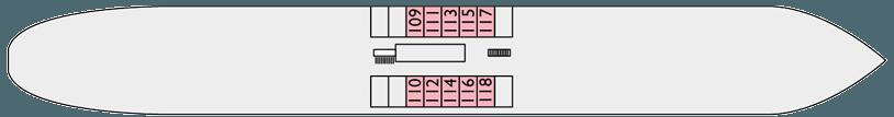 MS Fedin Unterdeck-Deck (1)