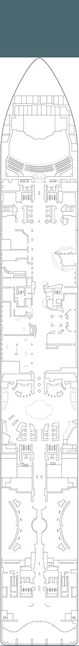 MSC Grandiosa Deck 6