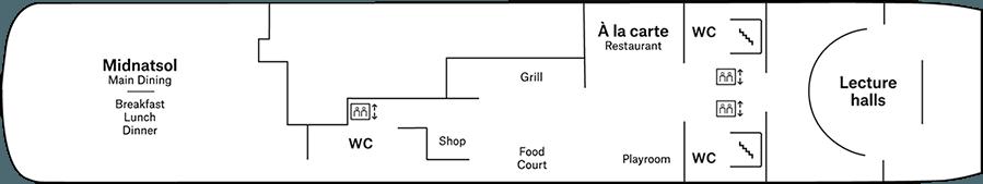 Midnatsol Deck 5