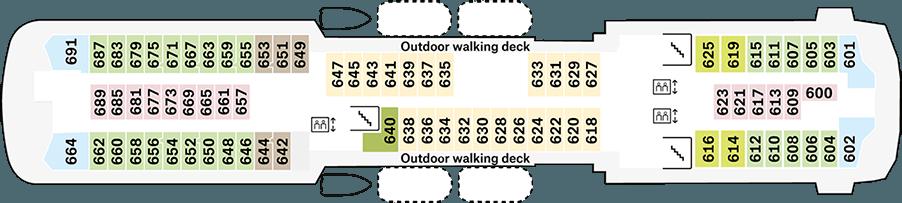 Midnatsol Deck 6