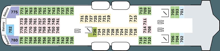 Midnatsol Deck 7
