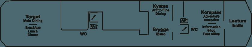 Nordkapp Deck 4
