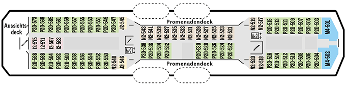 Nordlys Deck 5