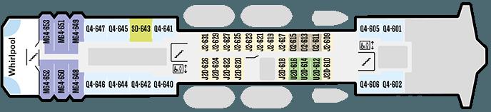 Nordlys Deck 6
