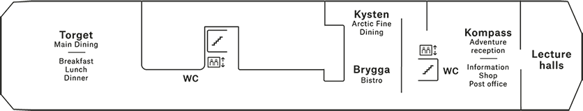 Polarlys Deck 4
