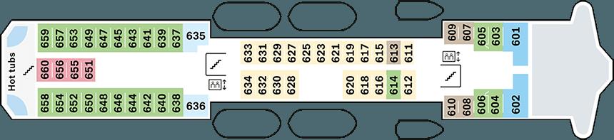 Polarlys Deck 6
