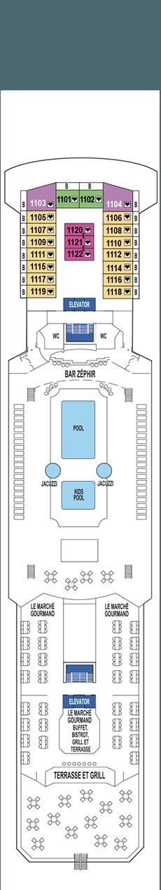 Horizon Deck 11