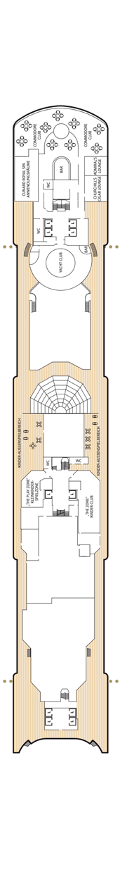 Queen Elizabeth Deck 10