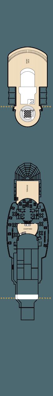 Queen Elizabeth Deck 11