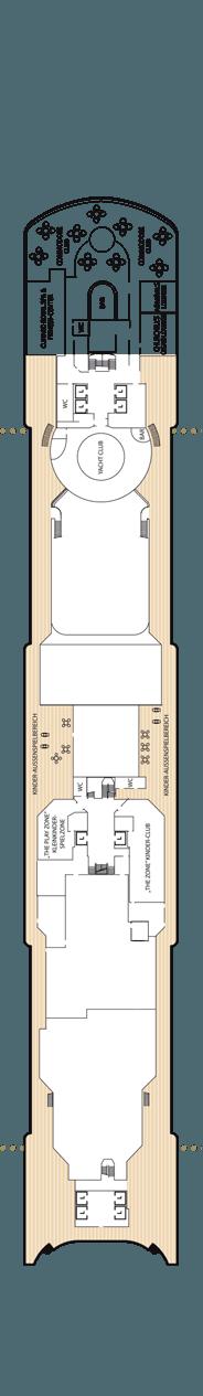 Queen Victoria Deck 10