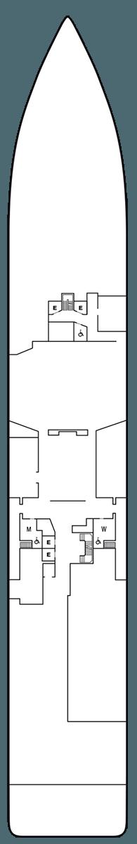 Seabourn Venture Deck 4