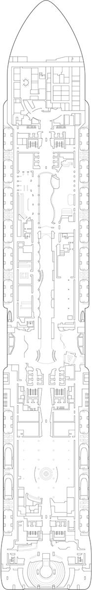 MSC Virtuosa Deck 7