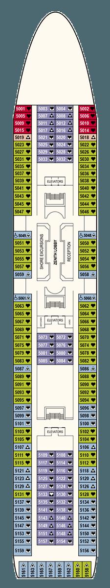 Zenith Deck 5