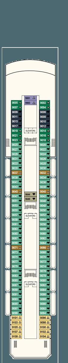 Zenith Deck 9