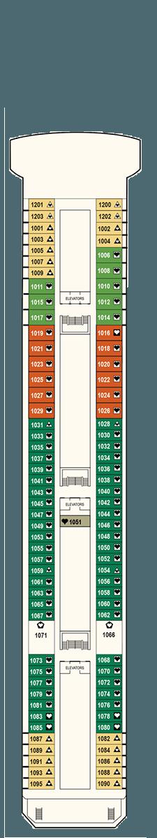 Zenith Deck 10