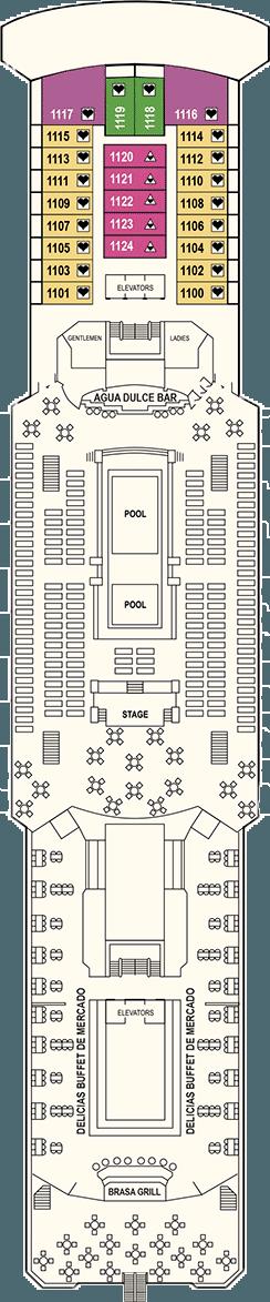 Zenith Deck 11