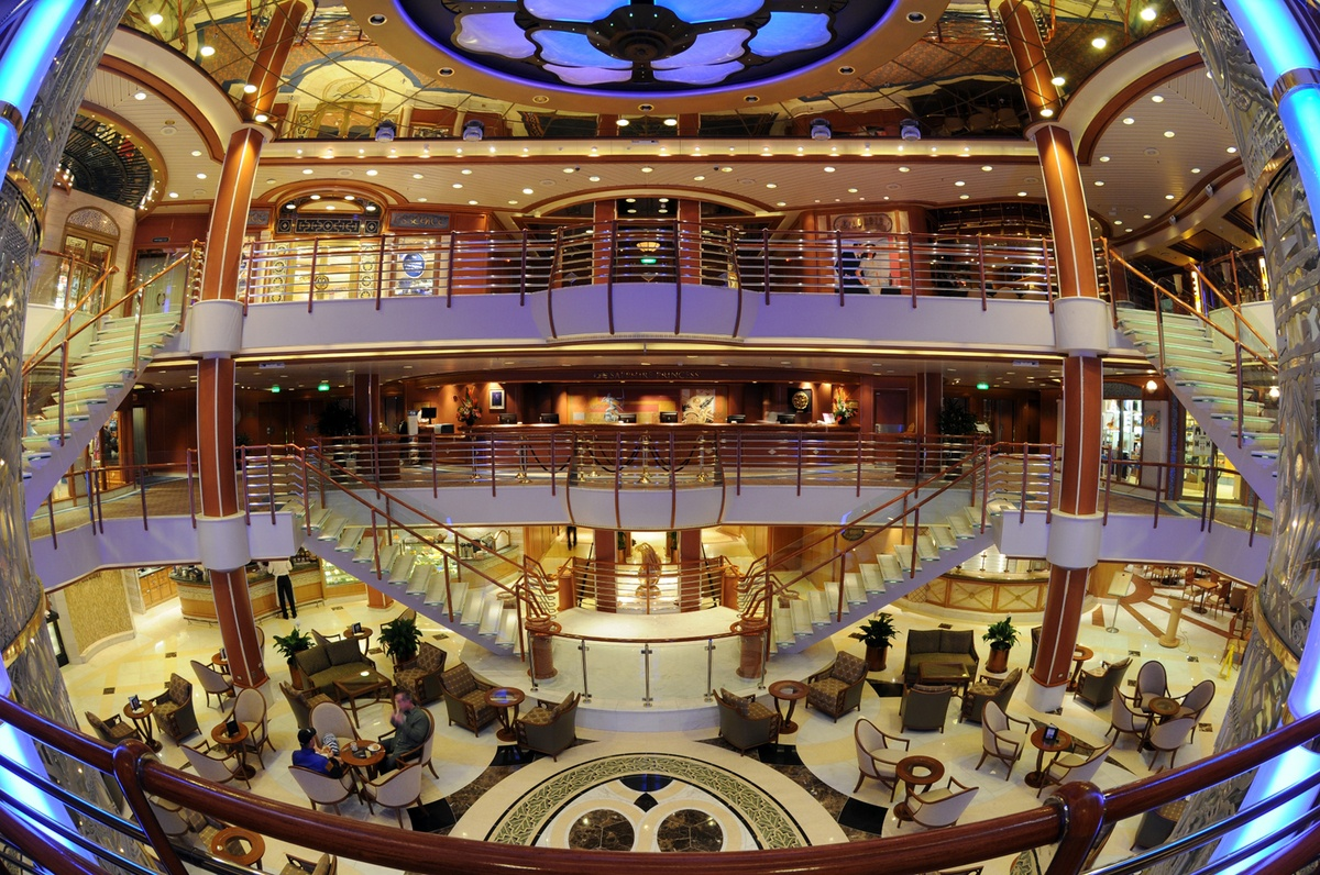 lines cruise cruises sapphire ship and princess banner
