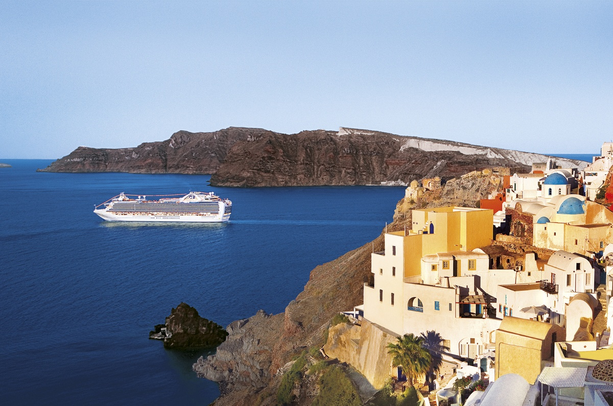 Mediterranean Cruise With M S Emerald Princess 14 Days From Civitavecchia Rome To Barcelona Departure 25 05 2019 E914A