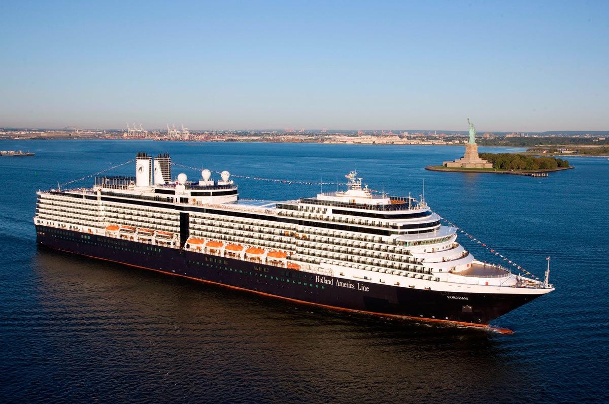 MS Eurodam Holland America Line - Eurodam cruise ship