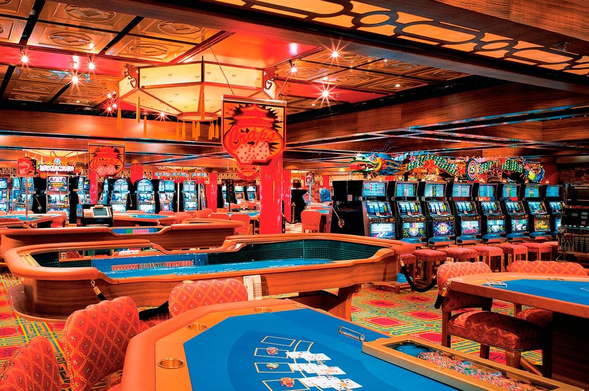 Carnival victory casino