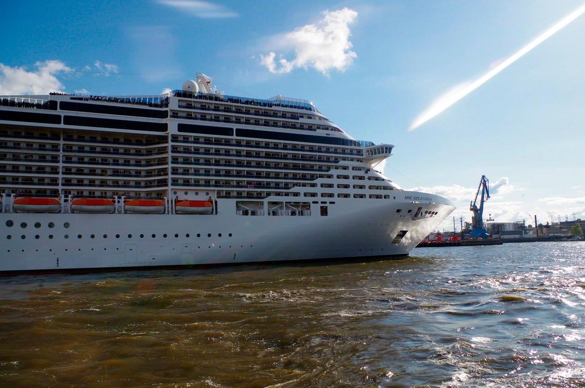 British Isles Cruise with MSC Splendida on 26/04/2020