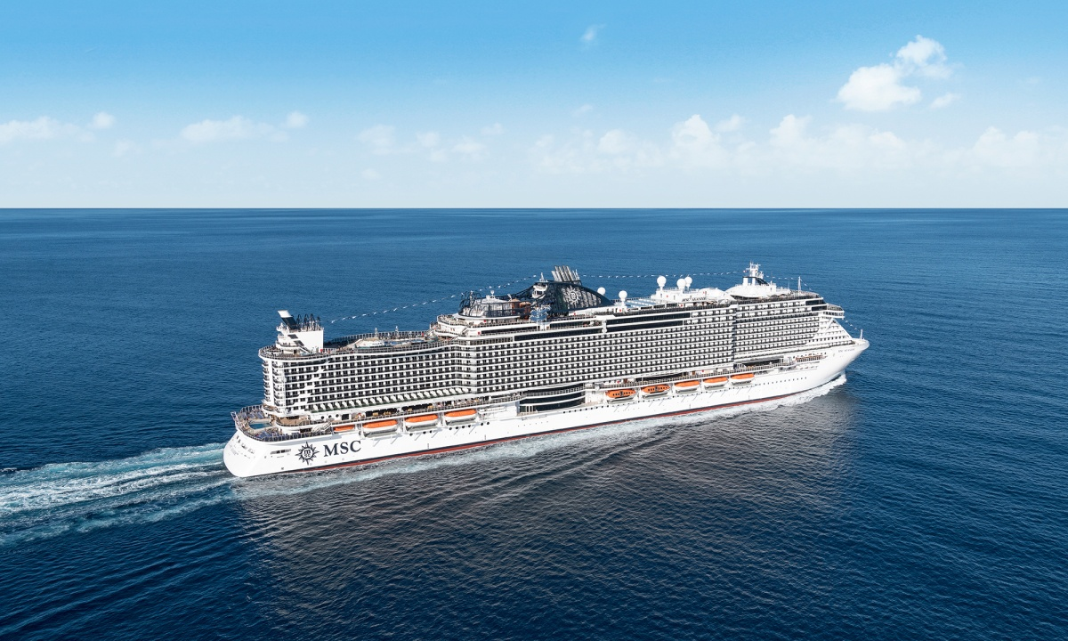 MSC Seaside Cruises - Follow the Sun!