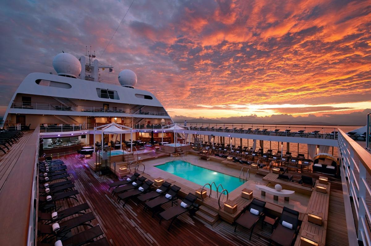 Luxusyachten mit pool  MS Seabourn Sojourn Seabourn