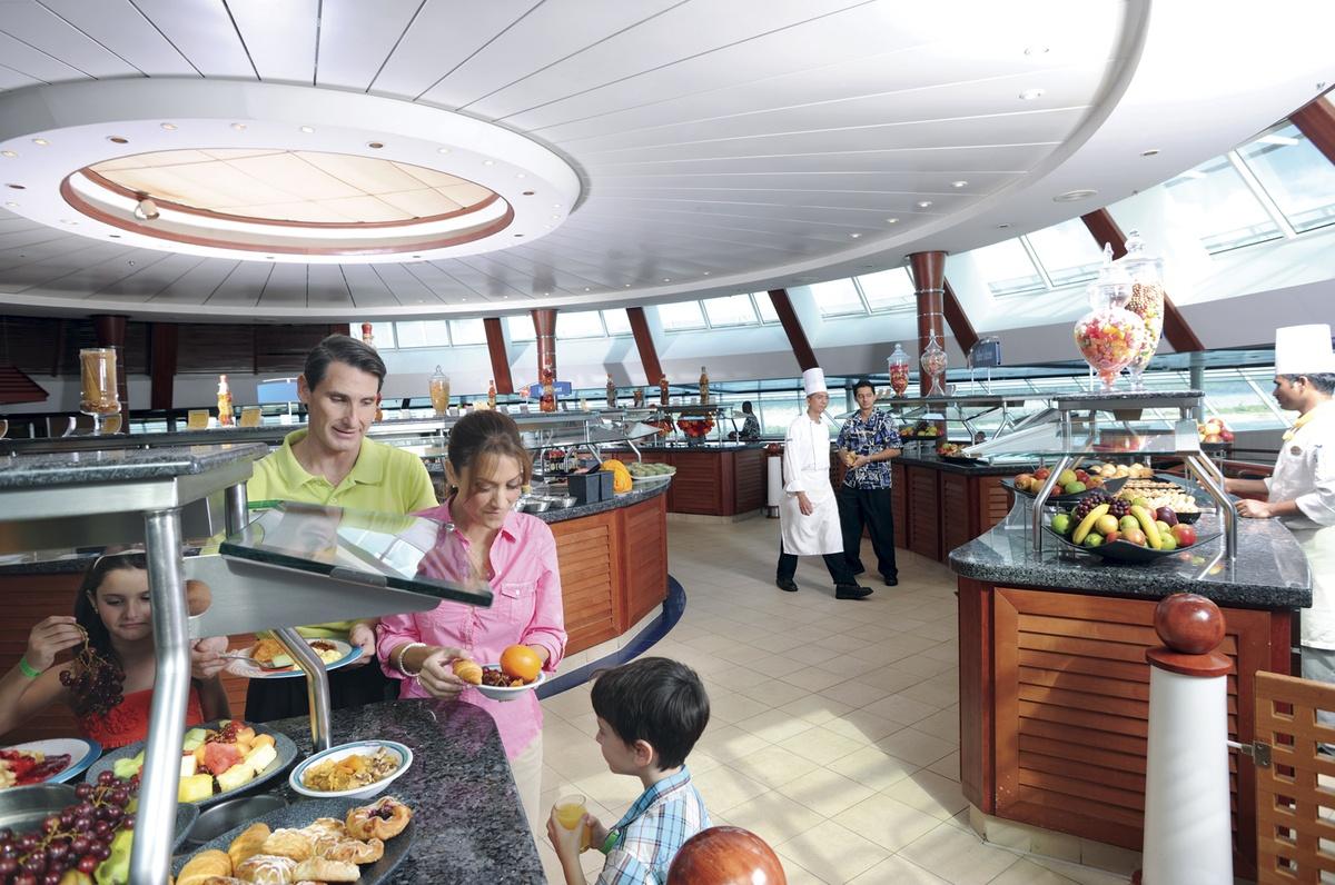 Grandeur of the Seas Kreuzfahrt-Bewertungen & Bilder