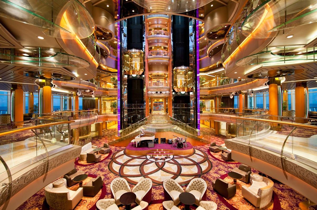 Ms Rhapsody Of The Seas Royal Caribbean