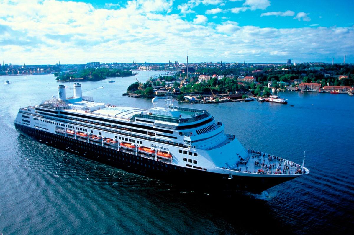 MS Rotterdam Holland America Line - Ms rotterdam