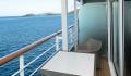 Azamara Onward Club Continental Suite Balkon