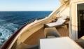 Azamara Onward Club World Owner Suite Balkon
