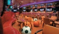 Carnival Freedom Sports Bar