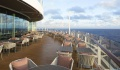Celebrity Apex Oceanview Cafe Terasse