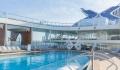 Celebrity Edge Pool auf Resort Deck