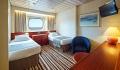 Columbus oceanview stateroom