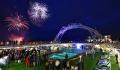 Columbus Sun deck fireworks