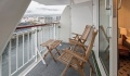 Finnmarken Expeditions Suite Balkon