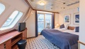 Finnmarken expedition suite bedroom