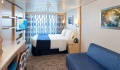 Freedom of the Seas deluxe balcony cabin