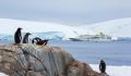 Hamburg Schiffsansicht in der Antarktis