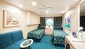 Inside stateroom