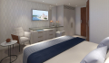 Lady Diletta Oceanview stateroom